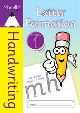 Morrells Handwriting Books Letter Formation Writing Cursive Practice Workbook 1