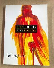 Ferlinghetti Life Studies, Life Stories -- signed/inscribed - near fine -