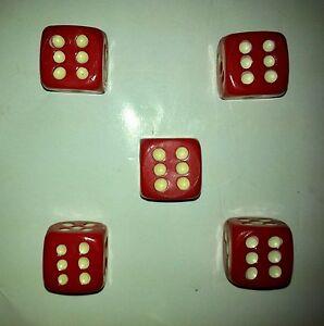 BELLRIGHT Valve caps (10 pk) Novelty dice Style , D1 ,Old skool