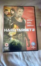 HARD TARGET 2 DVD SCOTT ADKINS