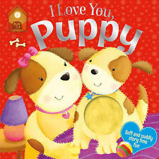 I Love YOU PUPPY- Snuggly Puppy by Bonnier Books Ltd (Other book format, 2014)