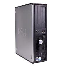 Dell Optiplex Desktop Computer PC Windows 7 Pro~ Core 2 Duo~4GB~160GB HDD