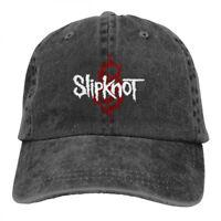 Slipknot Rock Cowboys Snapback Baseball Hat Adjustable Cap