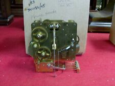 Franz Hermie  Westminster chime Works (341-020)  Parts or Repair