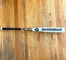 DeMarini Baseball Bat TR3 FLO Composite CF Series Five -3 30 Oz 33 Inch