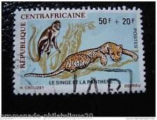 REPUBLIQUE CENTRAFRICAINE timbre stamp yt n°138 obl