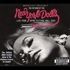 NEW YORK DOLLS - The Return of the New York Dolls: Live Royal Festival Hall 2004