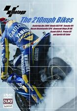 MotoGP: The 210mph Bikes * NEW DVD *