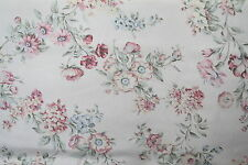 Shabby Chic Style Floral Bouquet Decorator Fabric Drapery Upholstery by the yard