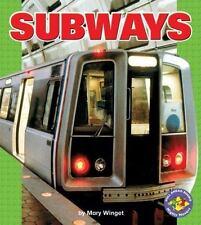 Subways (Pull Ahead Books)