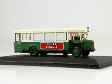 Maßstab Modell 1/72 Bus Renault Tn6c2 1932 Grün/Beige