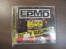 """NEW SEALED CD """"EPMD"""" Double Limed Edition  (G)"""