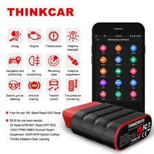 Car OBDII Scanner Bluetooth IOS&Android Automotive Diagnostic Tools Code Reader