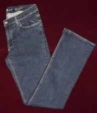 7 For All Mankind Dark Blue Denim High Waist BootCut Jeans Women's Size 32 Wide