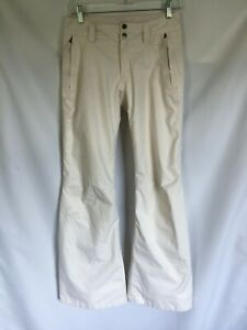 The North Face HyVent Womens XS White Ski Snowboard Snow Pants