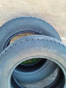 Toyo Tyres 215 65 16