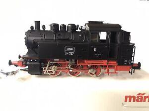 Märklin 85504 Gauge 1 Steam Locomotive Br 80 Rag Ruhr Coal Ag Mint Original Box