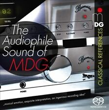 Audiophile Sound of Mdg, New Music
