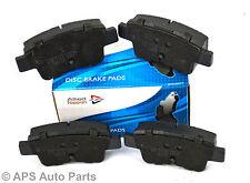Véritable allied nippon FIAT PUNTO GRANDE EVO 1.3 1.4 essieu arrière plaquettes de frein nouveau