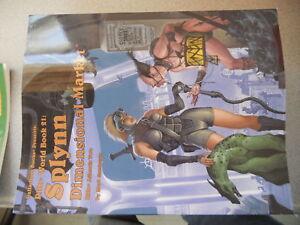 Rifts world book 21 Splynn dimensional market #836