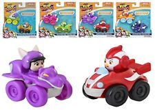 Top Wing Racers 2 Pack Ages 3+ Toy Race Car Pet Chick Play Wings Fly Jeep Gift