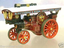 CORGI BURRELL SHOWMAN'S ENGINE STARLIGHT R.EDWARDS/SONS LIGHTNING SKID DG125023