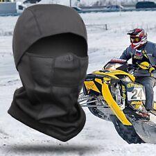 Balaclava Full Face Ski Mask Motorcycle Winter Mask Hat Unisex Fleece Trapper
