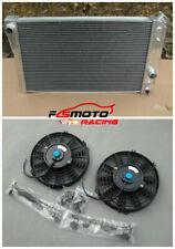 3 Rows Aluminum Radiator For 1984-1990 Corvette SMALL BLOCK V8 S10 V8 Conversion