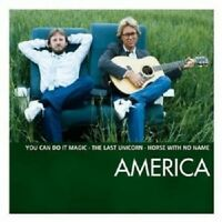 "AMERICA ""ESSENTIAL (BEST OF)"" CD NEW+"