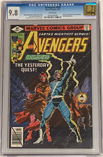 Avengers #185 CGC 9.8 Golden State Collection - O: Scarlet Witch & Quicksilver