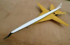 Boeing 2707-100 SST Airplane Wood Model Replica Small Free Shipping