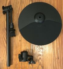 "Alesis Nitro Expansion Set 10"" 1 Zone Ride/Hi-Hat Cymbal w/Arm & Clamp NEW"