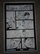 ADVENTURE COMICS 12 pg 29 SUPERBOY WITH PA ON THE FARM BONDING