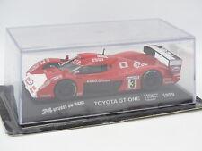 Ixo Carrera Colección Le Mans 1/43 - Toyota GT1 1999