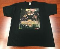 Brand New Armored Core 3 T-Shirt Size XL (Fruit of the Loom - 100% Heavy Cotton)