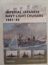 Osprey New Vanguard 187 - Imperial Japanese Navy Light Cruisers 1941–45