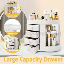 Desktop Large Storage Makeup Organizer Case Holder Cosmetic Display Drawer