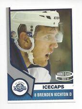 2013-14 St. John's IceCaps (AHL) Brenden Kichton (SaiPa)