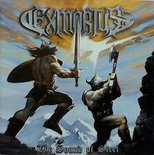 Exmortus - The Sound of Steel CD - SEALED NEW COPY Death Thrash Metal Album