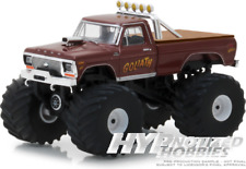 GREENLIGHT 1:64 KINGS OF CRUNCH SERIES 2 1979 FORD F-250 MONSTER TRUCK 49020-C