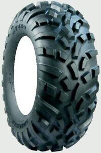 Carlisle At489 Front/Rear 22-10.00-10 3* PSI ATV Tire - 5370461