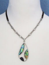 Lia Sophia Jewelry Antiqued Silver Necklace
