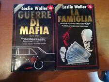 La famiglia , Guerre di mafia - Leslie Waller - Newton - 1992 - M