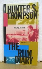 The Rum Diary by Hunter S. Thompson 1998 *Advance Reader's Excerpt*