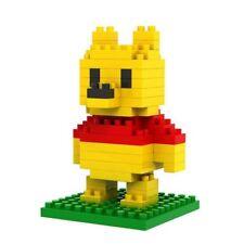Disney Winnie The Pooh Bear Micro Nano Blocks Building Lego Toy Puzzle Figure