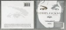 "MICHAEL JACKSON  ""Invincible"" Limited Silver Cover CD 2001 - Sticker"