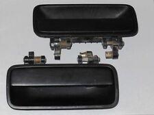 88 89 90 91 Honda Civic OEM pair R&L Outer REAR Door Handles 72640-SH4-A01 72680