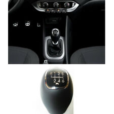 KIA 2012 2015 RIO RIO5 Genuine Leather Gear Shift Knob Lever 6-Speed