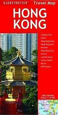 Hong Kong (Globetrotter Travel Map), Very Good Condition Book, Globetrotter, ISB