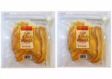 2 Bags Trader Joe's MANGO Dried Fruit Slices Soft & Juicy 6oz Each-USA SELLER